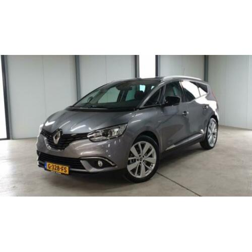 Renault Grand Scénic 1.3 TCe 140 pk Automaat Limited 7p. nav