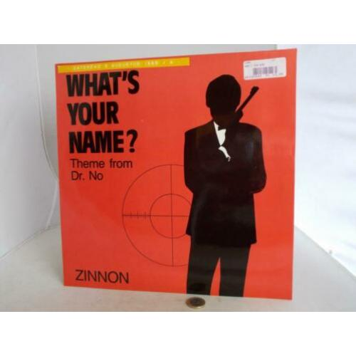 1985 Remix James Bond. Theme from Dr. No. by ZINNON.