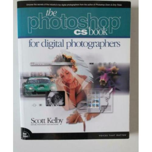 Photoshop voor digitale fotografen Scott Kelby