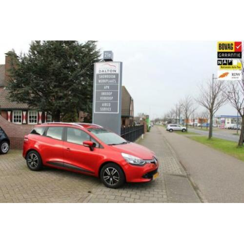 Renault Clio Estate 0.9 TCe Expression LAGE KM / AIRCO / NL-