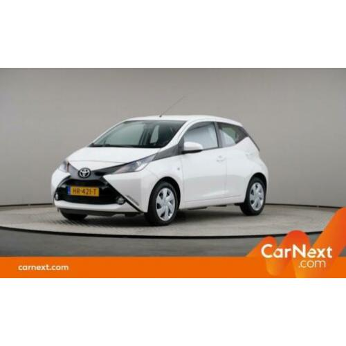Toyota Aygo 1.0 VVT-i X-play. Airconditioning, Bluetooth, Ca