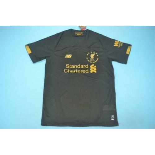 Liverpool FC 6 Times Phase 2 Limited Edition 2019 2020 Tenue