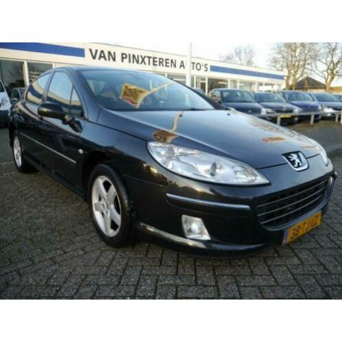 Peugeot 407 1.6 HDiF XR Pack (bj 2006)