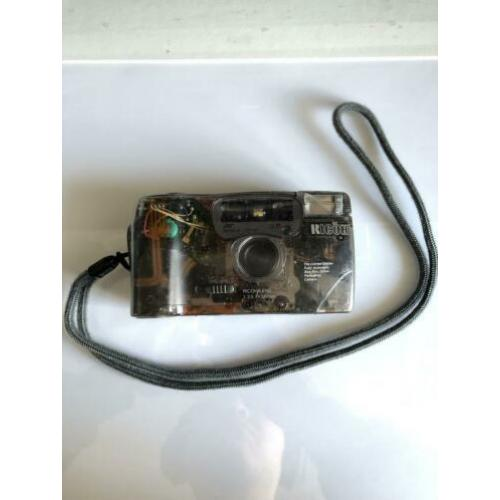 Ricoh FF-9 SD Limited Edition transparante 35mm camera
