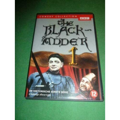 The Blackadder Serie 1 Martin Shardlow DVD Rowan Atkinson