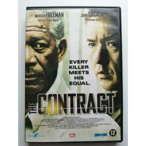 DVD - The contract ( Morgan Freeman , John Cusack )