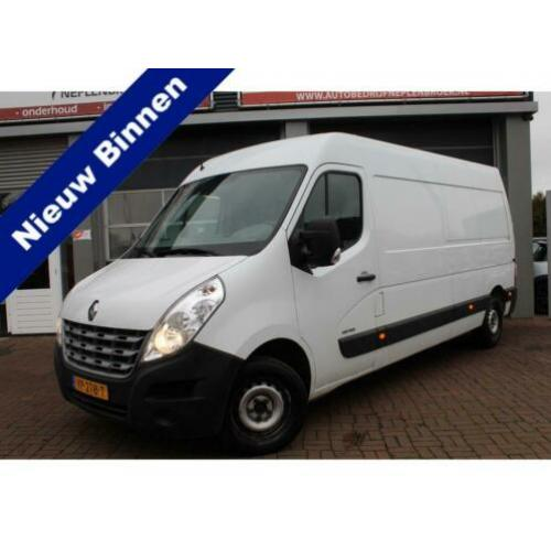 Renault Master T35 2.3 dCi L3H3 Eco AIRCO/TREKHAAK