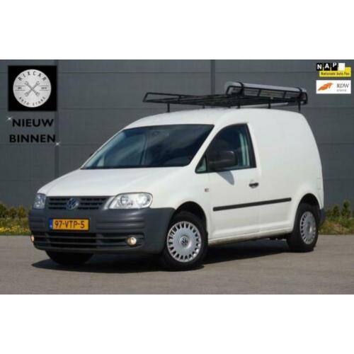 Volkswagen Caddy 1.9 TDI AIRCO/CRUISE