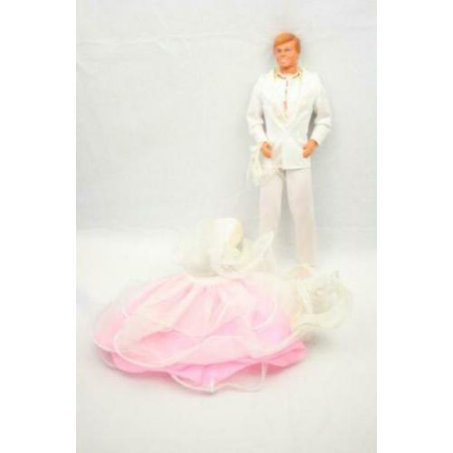 1989 Dance Magic Ken pop + barbie dance magic jurk