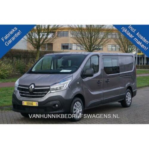 Renault Trafic 1.6 Energy 120 T29 L2H1 Dubbel Cabine €332 /