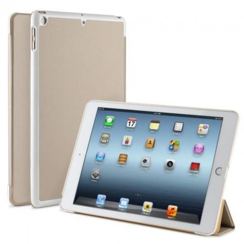 Full protection smart cover goud iPad 2017 (9.7)